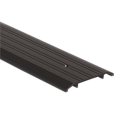 M-D Ultra 1/2 in. x 5 in.x 36 in. Bronze Commercial Low Profile Fluted Saddle Threshold