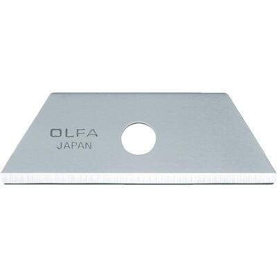 Olfa 2-Point Rounded 2 In. Utility Knife Blade (10-Pack)