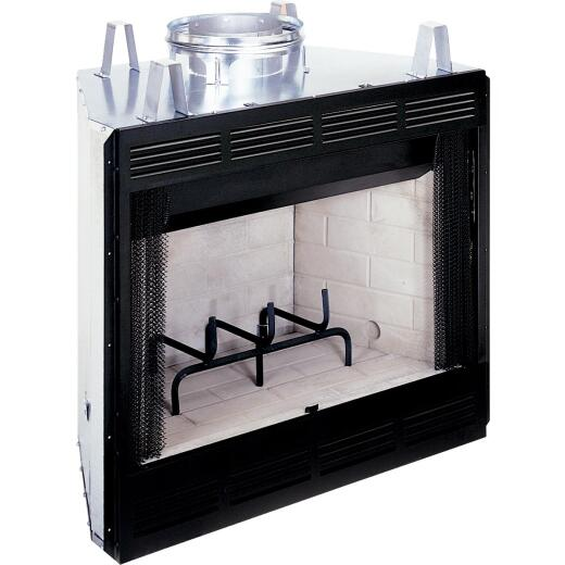 "Comfort Flame Woodburning 36"" 38"" Wood-Burning Firebox"
