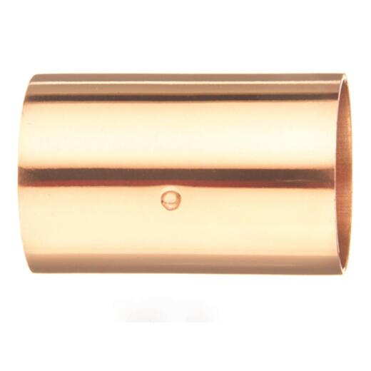 Elkhart 1/2 In. Copper Coupling with Stop (10-Pack)