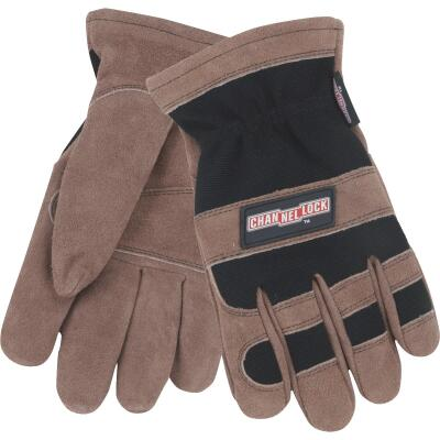 Channellock Men's Large Leather Winter Work Glove