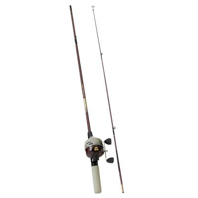 Zebco 404 5 Ft. 6 In. Z-Glass Fishing Rod & Spincast Reel